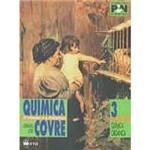 Livro - Quimica - Coleção o Homem e a Natureza Covre - Vol. 3