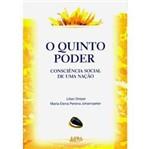 Livro - Quinto Poder - Consciência Social de uma Nação, o
