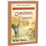 Livro - Quinzinho, o Tiradentes - Coleção Personalidades Brasileiras