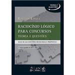 Livro - Raciocínio Lógico para Concursos: Teoria e Questões