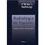 Livro - Radiologia de Eqüinos