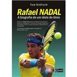 Livro - Rafael Nadal - a Biografia de um Ídolo do Tênis