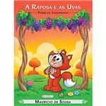 Livro - Raposa e as Uvas, a