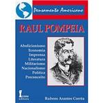 Livro - Raul Pompéia
