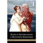 Livro - Razão e Sensibilidade e Monstros Marinhos