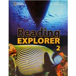 Livro - Reading Explorer 2
