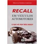 Livro - Recall em Veículos Automotores