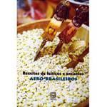 Livro - Receitas de Feitiços e Encantos Afro-Brasileiros