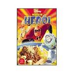 Livro - Receitas de Heróis