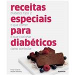 Livro - Receitas Especiais para Diabéticos