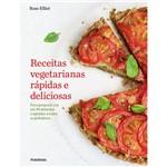 Livro - Receitas Vegetarianas Rápidas e Deliciosas