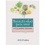 Livro - Receitinhas para Você: a Culinária Vegana