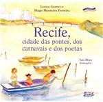 Livro - Recife, Cidade das Pontes, dos Carnavais e dos Poetas