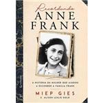 Livro - Recordando Anne Frank