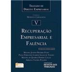 Livro - Recuperação Empresarial e Falência