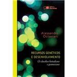 Livro - Recursos Genéticos e Desenvolvimento