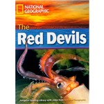 Livro - Red Devils, The (British English) - Footprint Reading Library With Video From National Geographic
