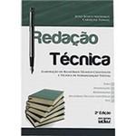 Livro - Redação Técnica - Elaboração de Relatórios Técnico Científicos e Técnica de Normalização Textual