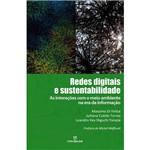 Livro - Redes Digitais e Sustentabilidade: as Interações com o Meio Ambiente na Era da Informação