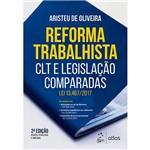 Livro - Reforma Trabalhista