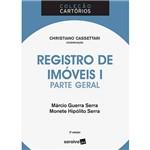 Livro - Registro de Imóveis I