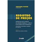 Livro - Registro de Preços