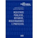 Livro - Registros Públicos, Notários, Registradores e Protestos