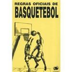 Livro - Regras Oficiais de Basquetebol