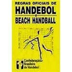 Livro - Regras Oficiais de Handebol e Beach Handball