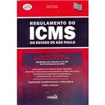 Livro - Regulamento do ICMS do Estado de São Paulo