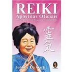 Livro - Reiki - Apostilas Oficiais