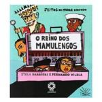 Livro - Reino dos Mamulengos, o