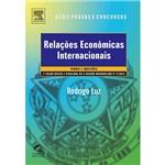 Livro - Relações Econômicas Internacionais - Teoria e Questões