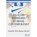 Livro - Relações Exteriores do Brasil Contemporâneo