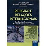 Livro - Religião e Relações Internacionais