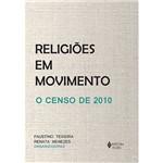 Livro - Religiões em Movimento: o Censo de 2010