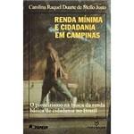 Livro - Renda Mínima e Cidadania em Campinas