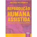 Livro - Reprodução Humana Assistida: a Tutela dos Direitos Fundamentais das Mulheres