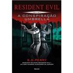 Livro - Resident Evil: a Conspiração Umbrella