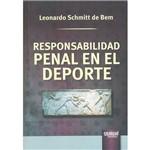 Livro - Responsabilidad Penal En El Deporte