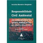 Livro - Responsabilidade Civil Ambiental