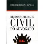 Livro - Responsabilidade Civil do Advogado