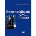 Livro - Responsabilidade Civil do Incapaz