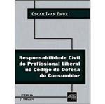 Livro - Responsabilidade Civil do Profissional Liberal no Código de Defesa do Consumidor