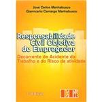 Livro - Responsabilidade Civil Objetiva do Empregador