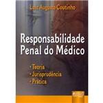 Livro - Responsabilidade Penal do Médico