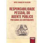 Livro - Responsabilidade Pessoal do Agente Público por Danos ao Contribuinte