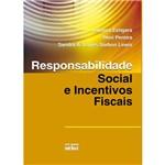 Livro - Responsabilidade Social e Incentivos Fiscais
