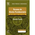 Livro - Resumo de Direito Previdenciário - Teoria Objetiva, Esquemas e Dicas de Concursos