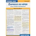 Livro - Resumos Juruá: Emprego do Hífen - Vol. 3